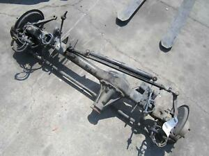 2000-2002 LAND ROVER DISCOVERY Front Axle Assembly wcalipers Warranty OEM