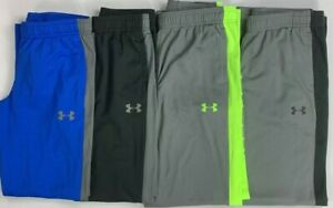Boys Youth Under Armour Loose Fit Athletic Pants $25.99