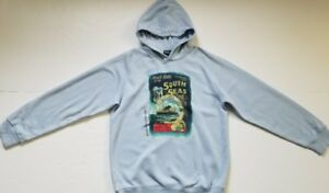 NWT POLO RALPH LAUREN BOYS HOODIE SWEATSHIRTS BLUE L 16 18 XL 20 #29 $34.99
