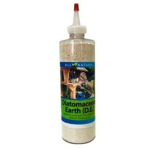 7 oz D.E. Diatomaceous Earth Made in USA