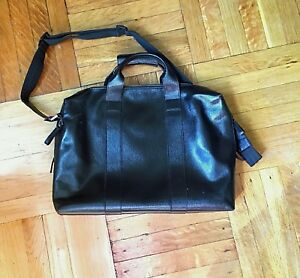 Gorgeous S. T. Dupont Paris men's bag NWOT