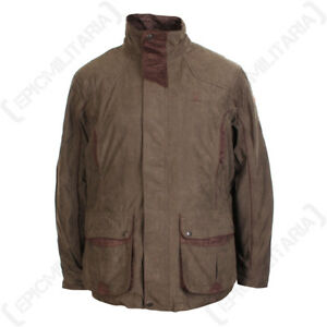 3-in-1 Normandie Jacket with Removable Vest Khaki - All Sizes Outdoor Hunting