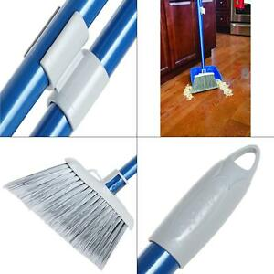 stand and store lobby broom and dustpan set cleaning floor home kitchen with