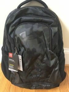 !!!New-Under Armour Hustle 3.0 Backpack - Camo -