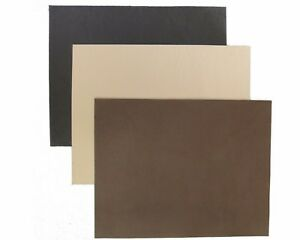 ADHESIVE BACKED LEATHER PAD SIZE: 5.5