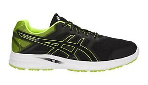 ASICS MENS RUNNING SHOES GEL EXCITE 5 SIZE 8 12 BLUE BLACK T7F3N AUTHENTIC NEW $39.00
