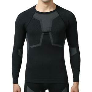 Men Ski Thermal Underwear Boy Quick Dry Funktion Compression Tracksuit Fitness