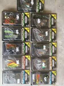 Lunkerhunt Edu-kit Bass And Assorted Fishing Lures