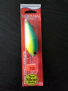 Norman Lures Silent DD22 181 ChartBlue**