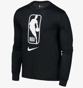 NIKE MEN'S NBA DRY FIT LONG BLACK 923600-010