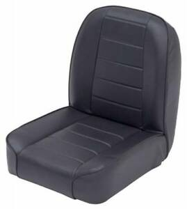 Smittybilt LOW BACK FOR JEEP SEAT 44801