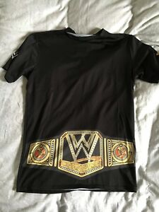 WWE Compression T-Shirts Macho Man Hulk Hogan Ultimate Warrior