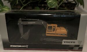 MOTORART 1:50 VOLVO EC280 Excavator Engineering Crawler Diecast Model Collection