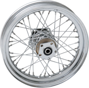 Drag Specialties Replacement Laced Wheels 16x3 Rear 0204-0369