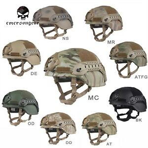 Emerson ACH MICH 2000 Helmet Special Action Version Tactical Protective Helmet