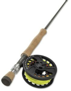 Orvis Encounter Fly Fishing Rod Outfit $169.00
