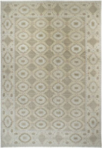 n318 - European Embossed Rug (Wool) - 10' x 14'