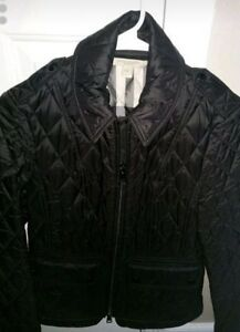 burberry brit jacket Zip Women  Size Small