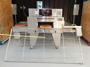 PIZZA OVEN GAS CONVEYOR DOYON COMMERCIAL LINCOLN IMPINGER COMPETITIO BAKING OVEN