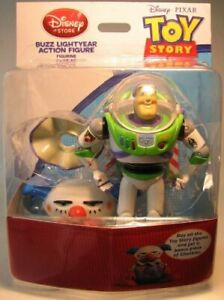 Toy Story Buzz Lightyear Action Figure with Build Chuckles Part $29.99