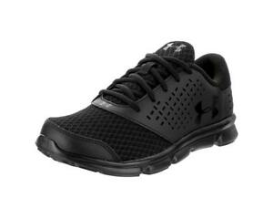 Under Armour Kids' Boys' Grade School Micro G Rave Running Shoe