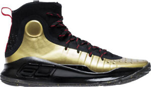 New Under Armour Steph Curry 4 MVP Champ Pack free shipping Sizes 8-12 w receipt