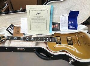 Gibson Les Paul Supreme Ltd. Signed by Les Paul on 90th Birthday Only 90 made