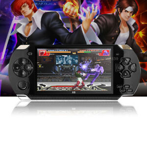 4.3'' TFT Portable PSP High Definition Handheld Game Machine 10000 Free Games