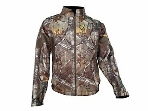 Scent Blocker Knock Out Camo Hunting Jacket RTX Large MSRP $130
