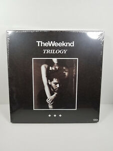 The Weeknd Trilogy Box Set 6xLP #2281000 House Thursday Echoes Funk Soul R