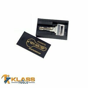Magnetic Spare Key Holder Pack of 3