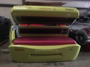 Sportarredo High Pressure Tanning Bed Ready to Ships anywhere with Warranty