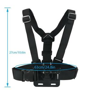 Belt Chest Body Mount Strap for GoPro HERO6 5 5 Session 4 3+ 3 2Xiaomi yi h9r