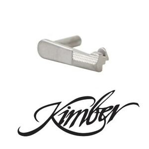 Kimber 1911 Slide Stop Stainless Steel for 38 super 40 S&W 9mm 10mm  1100393A