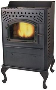 Magnum Winchester Flex-Fuel Stove with Black Door and Legs