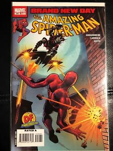 The Amazing Spider-Man #549 John Romita Sr DF Variant Limited To 2000 Copies COA