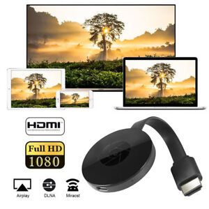 2nd HDMI Wireless WIFI TV Stick HD 1080P Display Mobile phone Portable Receiver