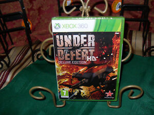 Under Defeat HD: Deluxe Edition - PAL European release - XBOX 360