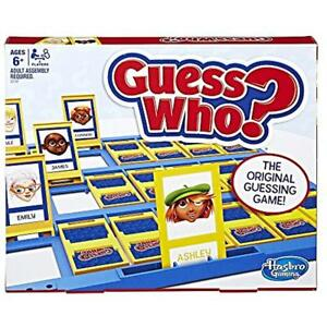 Hasbro Guess Who Classic Game: Hasbro: Toys &amp Games