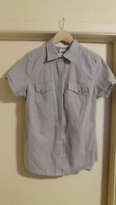 Dickies Small Sleeve Boys Shirt Large Size