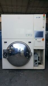 Large autoclave internal(diameter 700 depth 1500(mm))