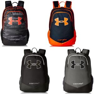 Under Armour Boy's Storm Scrimmage Durable Laptop Sleeve Casual Travel Backpack