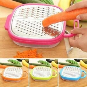 Food Slicer Vegetable Cutter Potato Onion Carrot Grater Chopper Tool  Q