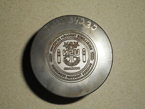 USN COMMAND Coin Jewelry Stamp Die Hub Hob Mold Military Navy Badge Emblem