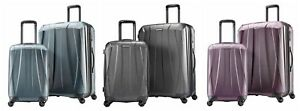 Samsonite Bantam XLT 2-piece Hardside Set 3 COLORS NIOP