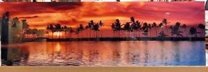 Peter Lik Evening Tide Limited Edition 150CM-H Panoramic In Original Box COA