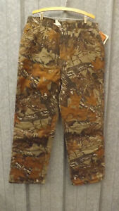 Vtg NEW Walls Realtree Insulated Blizzard Proof Waterproof Camo  Pants 40 T Lrg