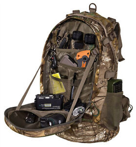 Hunting Camping Back Pack Bow Archery Rifle Camo Tactical Hiking Gear Bag ALPS