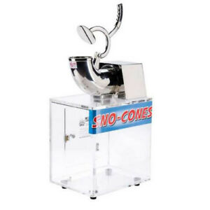 Value Series Snow Cone Machine 120V