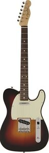 Fender Japan 2018 Limited Collection 60s Custom Telecaster Lacquer Sunburst